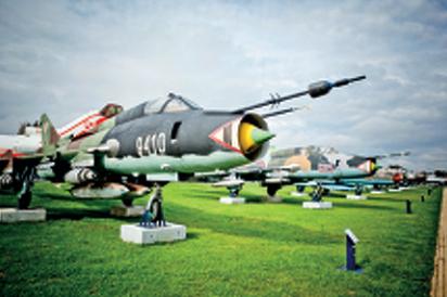 MIASTO DĘBLIN - Muzeum Sił Powietrznych w Dęblinie