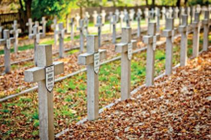 """MIASTO DĘBLIN - Cmentarz wojenny 1915-1939 """"Balonna"""""""
