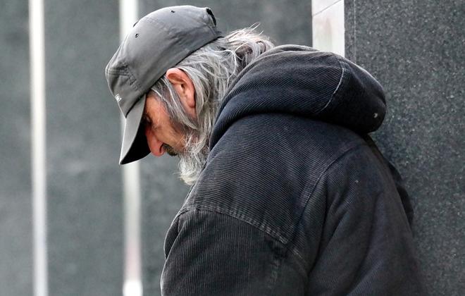 Zimowa pomoc bezdomnym