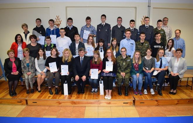 XIII Międzyszkolny Konkurs  Wiedzy o Unii Europejskiej