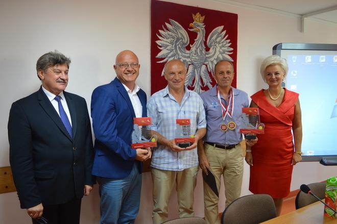 XIII Mistrzostwa Polski Samorządowców w Tenisie Ziemnym