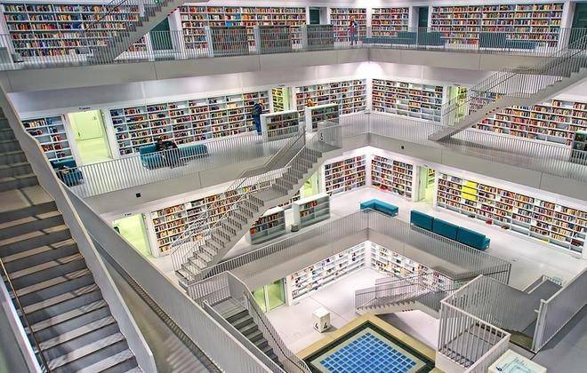 Powiat Rycki otrzymał 36 tys. zł dotacji na zakup książek do bibliotek