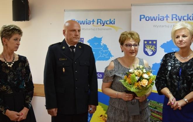 Dyrektor ZSZ nr 2 w Dęblinie przechodzi na emeryturę