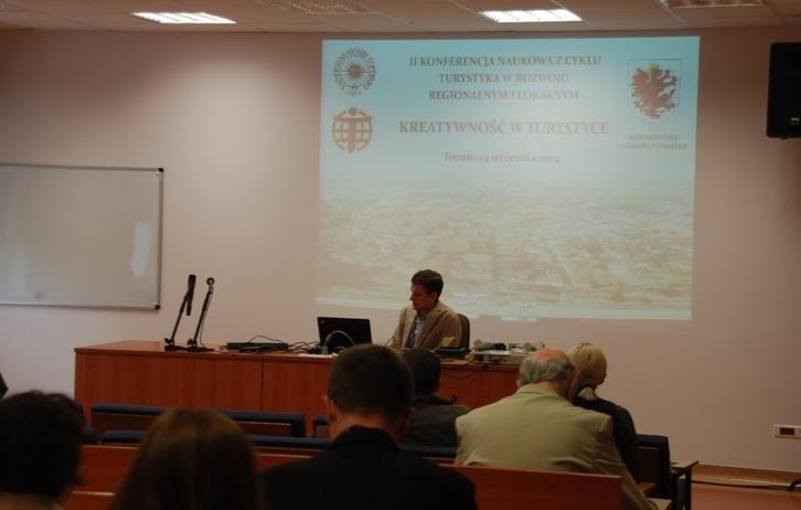 Konferencja Naukowa pn. Kreatywność w Turystyce
