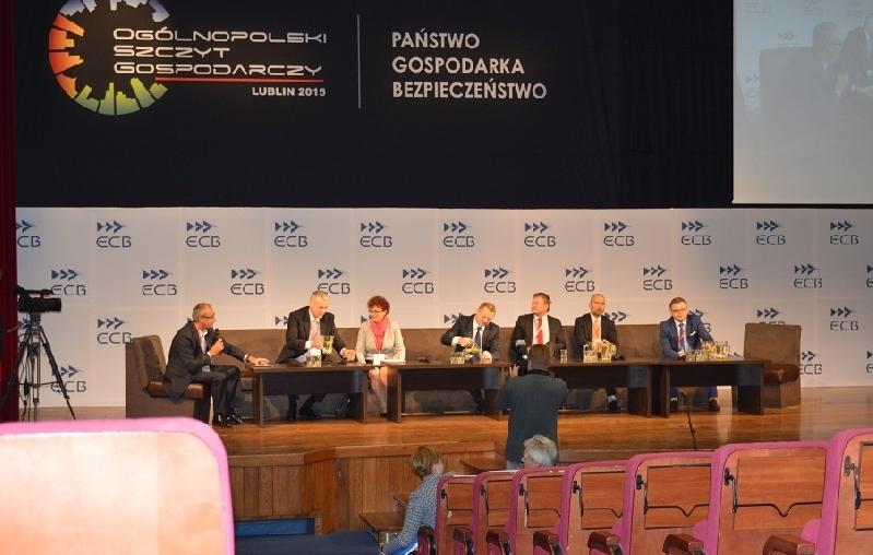 Ogólnopolski Szczyt Gospodarczy w Lublinie