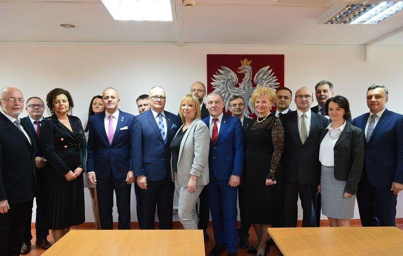 Pierwsze posiedzenie nowej Rady Powiatu VI kadencji