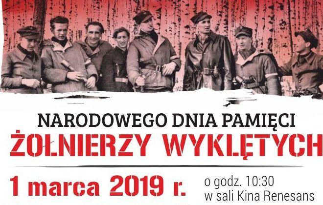 Powiatowe obchody Narodowego Dnia Pamięci Żołnierzy Wyklętych