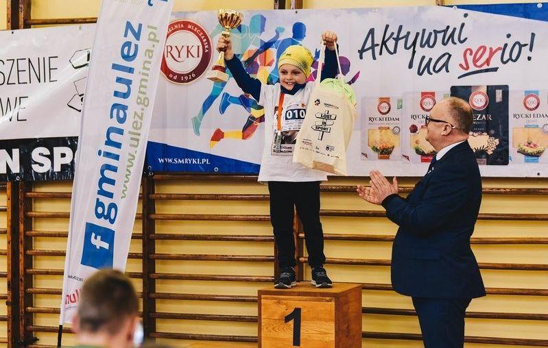 Bieg Tropem Wilczym 2019 w Sobieszynie