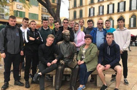 Staż zawodowy w Sevilli w ramach Programu Erasmus+