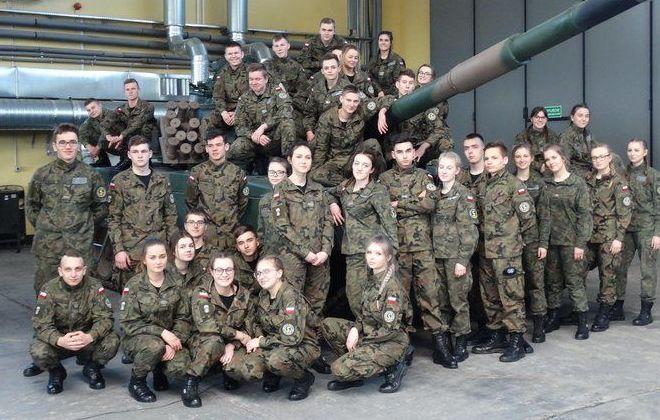 Wycieczka do WAT i Muzeum Wojska Polskiego