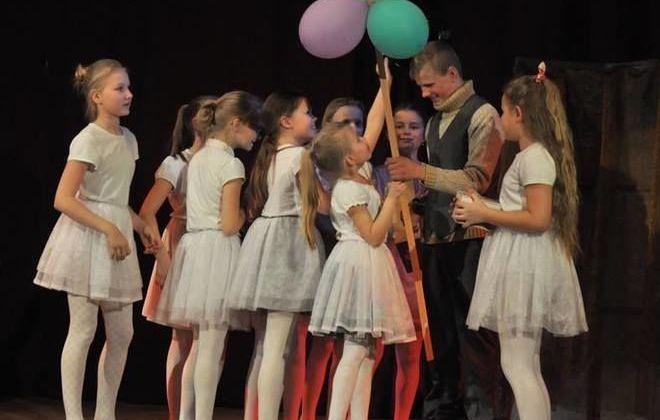 Wojewódzki Przegląd Teatrów Dziecięcych i Młodzieżowych- eliminacje powiatowe