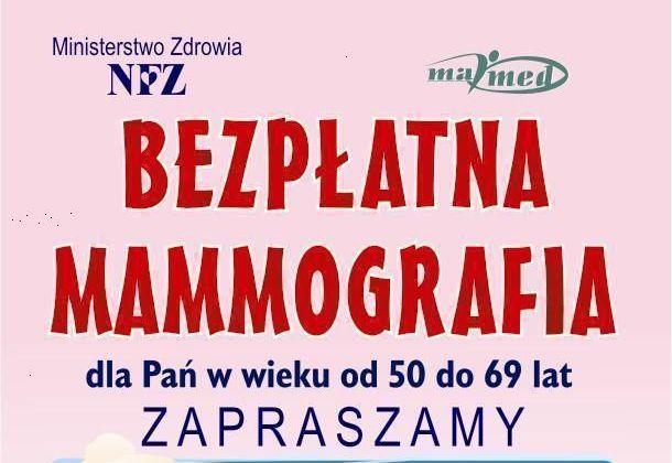 BEZPŁATNE BADANIA PROFILAKTYCZNE PODCZAS DOŻYNEK POWIATOWO-GMINNYCH - MAMMOGRAFIA ORAZ BADANIE SŁUCHU