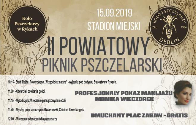 II Powiatowy Piknik Pszczelarski