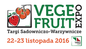 Zapraszamy na Targi Sadowniczo-Warzywnicze w Targach Lublin