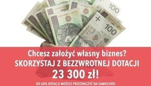 Zapraszamy do udziału w projekcie dotacyjnym finansowanym ze środków unijnych.