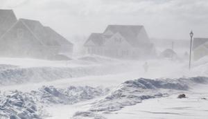 Ostrzeżenie o intensywnych opadach śniegu oraz o zawiejach śnieżnych 15.03.2018 r.