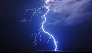 Ostrzeżenie o burzach z gradem 1 stopnia