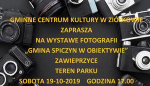 Gmina Spiczyn w Obiektywie 2020