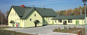 PROW - przebudowa i remont stacji uzdatniania wody w miejscowości Uścimów Stary oraz budowa oczyszczalni ścieków i kanalizacji sanitarnej w miejscowości Nowa Jedlanka