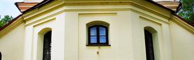 Kościół p.w. Wniebowzięcia NMP w Bystrzycy