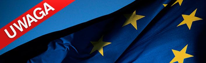 UWAGA - Informacja o funduszach UE nic nie kosztuje!