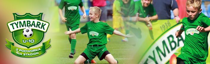 Ogólnopolski Turniej Piłki Nożnej dla dzieci do lat 10 - Z podwórka na stadion o Puchar Tymbarku