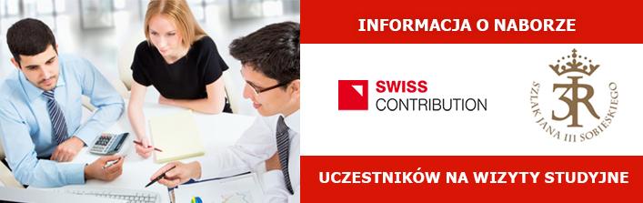 Ogłaszamy kolejny nabór na wizytę studyjną do Szwajcarii w dniach od 7 do 12 października 2013