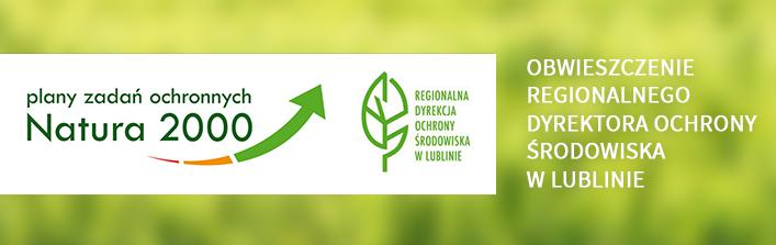 Obwieszczenie Regionalnego Dyrektora Ochrony środowiska w Lublinie z dnia 17 października 2013 r.