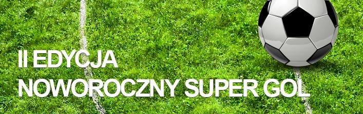 II edycja - Noworoczny super gol