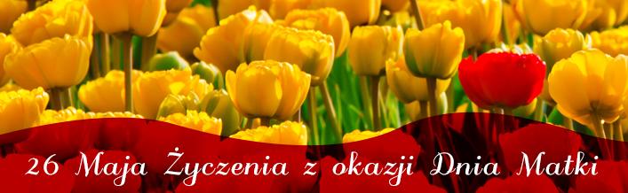 Życzenia z okazji Dnia Matki 2014
