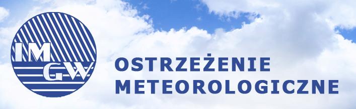 Prognoza niebezpiecznych zjawisk metrologicznych z dn. 29.07.2014 r.