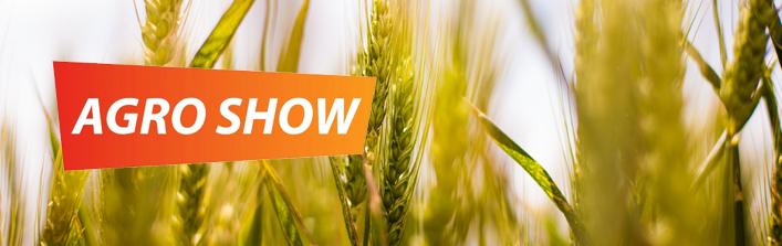 XVI Międzynarodowa Wystawa Rolnicza AGRO SHOW 2014