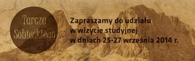 Zapraszamy do udziału w wizycie studyjnej w dniach 25-27 września 2014 r.