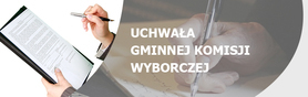 Uchwała Gminnej Komisji Wyborczej w Wólce z dnia 23 października w sprawie powołania obwodowych komisji wyborczych