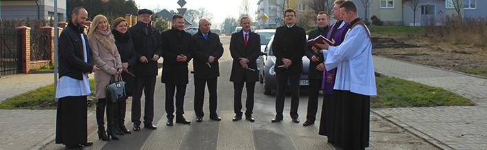 Fotorelacja z otwarcia dróg w miejscowości Turka os Borek