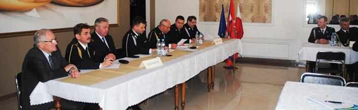 XI Zjazd Oddziału Gminnego ZOSP RP w Wólce
