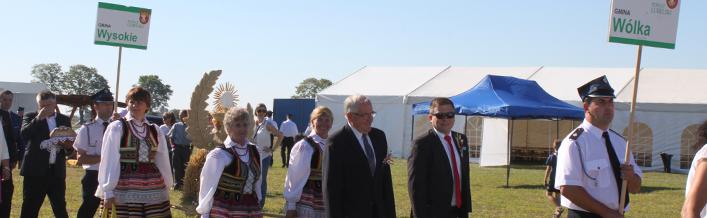 Fotorelacja z Dożynek Wojewódzkich 2016