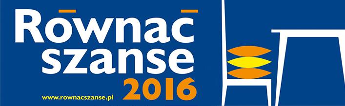 Równać Szanse 2016 Regionalny konkurs grantowy