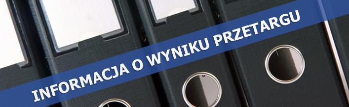 INFORMACJA O WYNIKU  PRZETARGU NA SPRZEDAŻ NIERUCHOMOŚCI Z DN. 19.10.2016