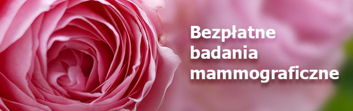 NZOZ Medica  zgodnie z wytycznymi Ministerstwa Zdrowia w ramach Narodowego Programu Zwalczania Chorób Nowotworowych zorganizuje badania mammograficzne dla