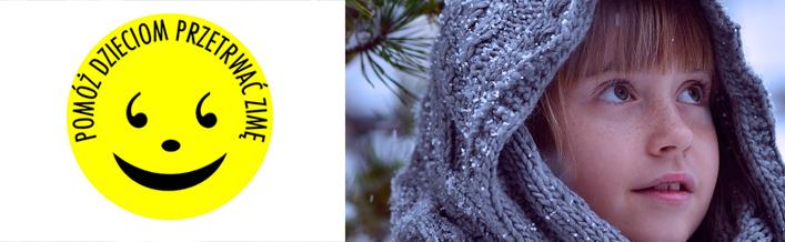 Zaproszenie na aukcję Pomóż dzieciom przetrwać zimę