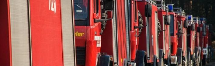 """Projekt partnerski pn.: """"Zabezpieczenie przeciwpożarowe i przeciwpowodziowe województwa lubelskiego poprzez zakup samochodów ratowniczo-gaśniczych dla Ochotniczych Straży Pożarnych"""""""