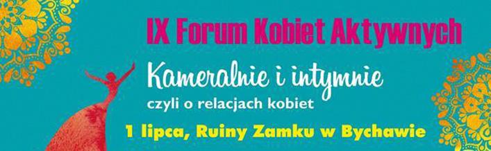 IX Forum Kobiet Aktywnych