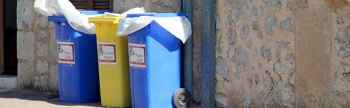 Zmiana odbioru odpadów komunalnych