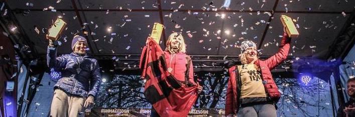 Pracownica Urzędu Gminy Wólka na podium w Mistrzostwach Polski Pracowników Samorządowych by Runmageddon