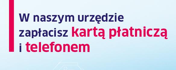 """Gmina Wólka bierze udział w konkursie pt. """"Warto bezgotówkowo"""". Wygrana w konkursie jest w Państwa rękach - do wygrania atrakcyjne nagrody!!!"""