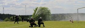 Gminne Zawody Sportowo Pożarnicze Gmin Niemce i Wólka