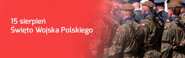 15 sierpień Święto Wojska Polskiego