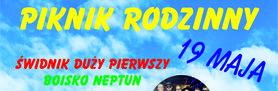 Piknik Rodzinny - 19 maja 2019 r.