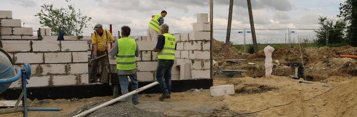 Budowa sieciowej pompowni wody w Świdniku Dużym Pierwszym przy remizie Strażackiej